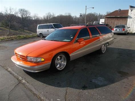 street ls for sale purchase used 1991 caprice classic station wagon street