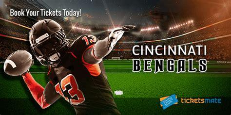 buy cincinnati bengals   game schedule