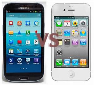 Samsung S3 and iPhone 4S.   RDMAN