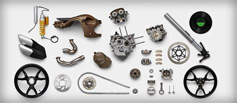 Ducati - Ducati Genuine Parts