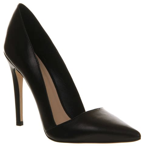 black   heels  heel