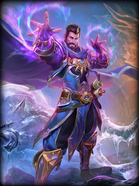 merlin official smite wiki