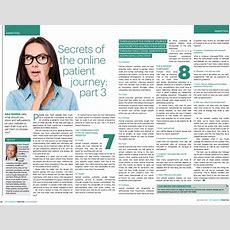 Secrets Of The Online Patient Journey Part 3