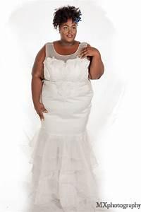 Plus size wedding dress wedding gown bridal gown for Plus size couture wedding dresses