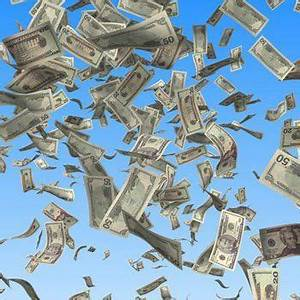 MONEY FALLING FROM THE SKY!! | MY FAVORITE THINGS | Pinterest