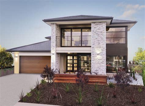 villa facade design home design by simonds homes villa grande malvern facade by