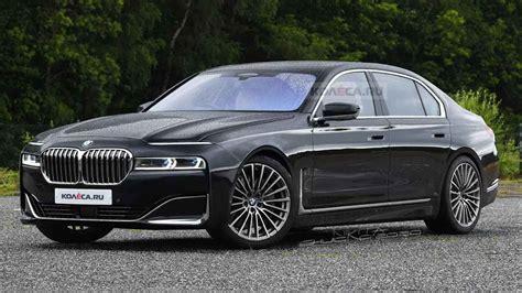 Next-Gen BMW 7 Series Digitally Imagined With Sportier ...