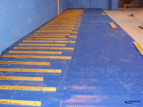 Platon Stop Flooring Membrane   2m x 20m x 2.5mm