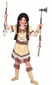 Costume D Indien : costume d 39 indienne pour fille v59311 ~ Dode.kayakingforconservation.com Idées de Décoration
