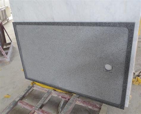 G654 Granite Bathroom Shower Tray