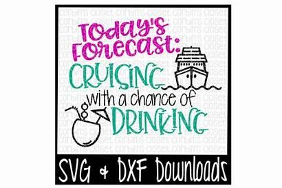 Svg Cruise Drinking Cruising Chance Cut Thehungryjpeg