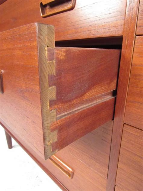 mid century bedroom vanity mid century teak bedroom dresser for sale at 1stdibs