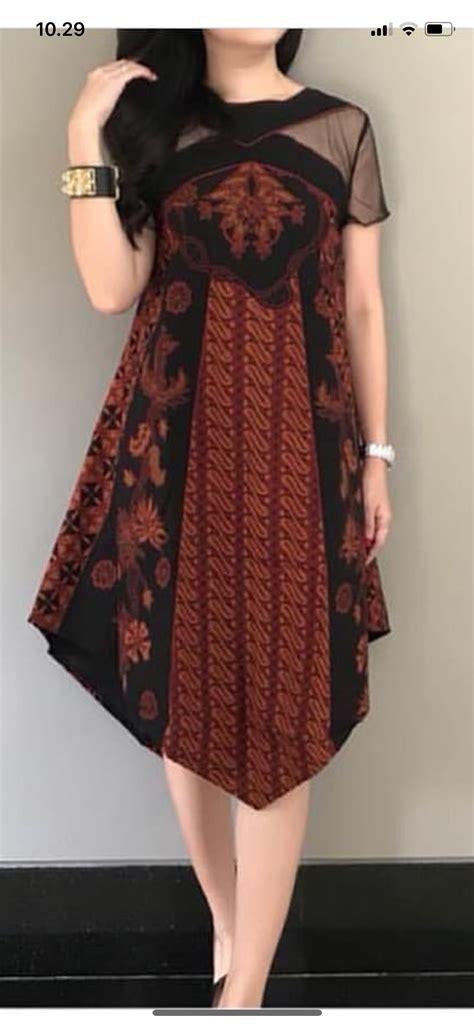 batik brokat ankara   batik dress dresses batik fashion