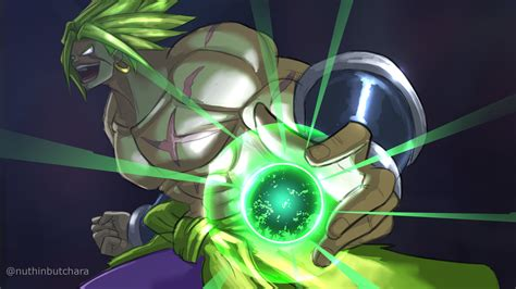 artstation broly dbs fanart junior beckley