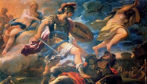 eneide testo italiano il proemio e la tempesta parafrasi eneide