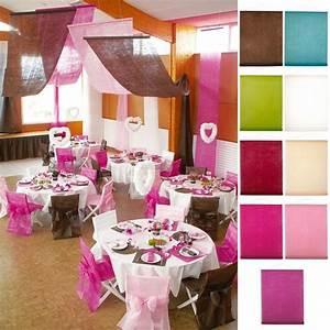 tenture mariage pas cher en tissu intisse pour plafond With tapis chambre bébé avec fleur voiture mariage