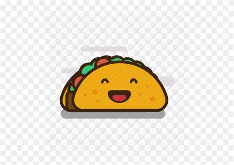 Cartoon Taco Cartoon Emoji Emoticon Expression Fast