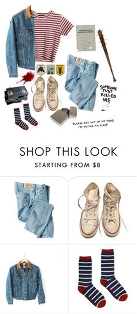 U0026quot;Nancy Wheeler - Stranger Thingsu0026quot; by runnerbye liked on Polyvore featuring Topshop Victoria ...