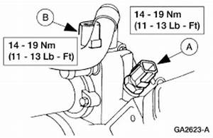 Ford 5 4 Cylinder Head Temperature Sensor Location