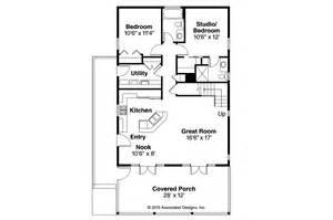 cottage floor plans cottage house plans lyndon 30 769 associated designs