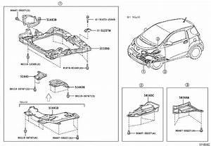 Toyota Iqnuj10l-bgfnww - Body