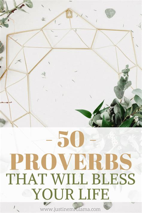 Help me to apply your word in my life and continue to help me gain a love for scripture. 50 Most Popular Bible Verses From Proverbs That Will Bless ...