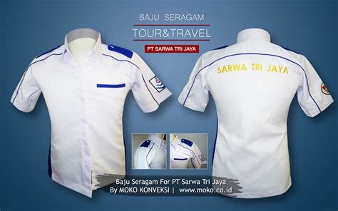 celana bahan untuk kerja pakaian seragam pt sarwa tri jaya tour travel