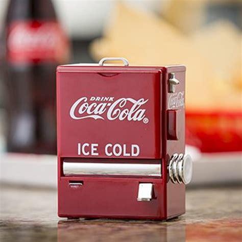 Best match ending newest most bids. Coca Cola Vending Machine Toothpick Dispenser - Watkins Online