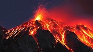 Bildspel Musik Projekt  Vulkaner