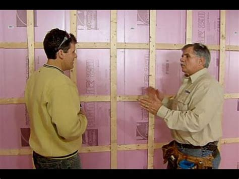 How To Insulate A Basement  This Old House Youtube