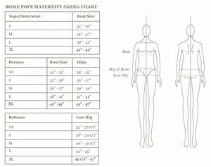 Measurements Of Pregnant Belly Chart