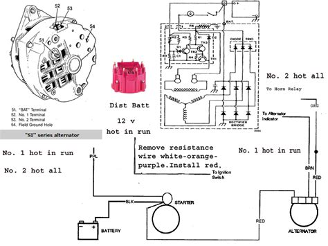 1969 Chevelle Alternator Wiring Diagram by I A 68 Pontiac Firebird Currently With An External