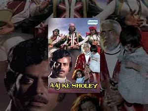 Aaj Ke Sholey Hindi Full Movie - Amrish Puri, Jayanti ...