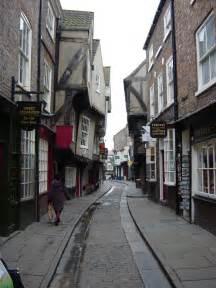 Shambles York England