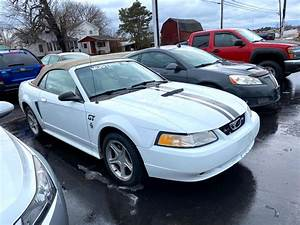 Used 1999 Ford Mustang GT convertible for Sale in Medina NY 14103 Rick & Ron's Auto Sales & Service