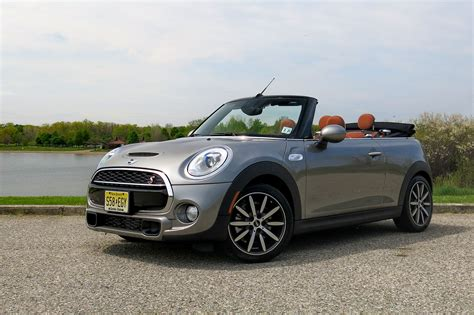 Review Mini Cooper Convertible by 2016 Mini Cooper S Convertible Review