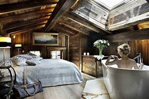tout pour votre chambre mansardee en photos et videos With chambre dans les combles photos