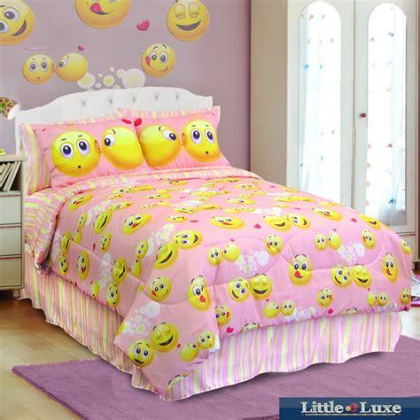 Target Bed Frames Queen by Veratex Emoji 4 Piece Comforter Set Contemporary