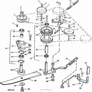 John Deere Js63 Parts Diagram
