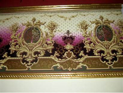 Victorian 1860 Reproduction France Wall Border Paper