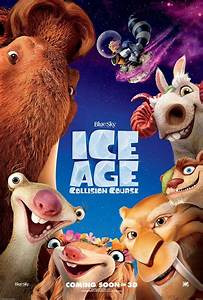 Ice Age 6 Release Date- End of 2019