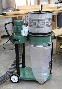 General International's New Dust Collector - Popular