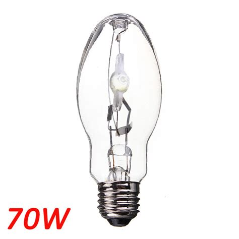 mh 70w metal halide ed17 e26 medium base light bulb l
