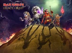 Eddie The Bird lands in Iron Maiden's mobile game