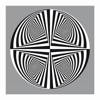 Op Illusion Illusions Geometric Circle Circles Optical