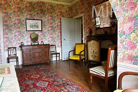 chambre fleurie 17ème et 18ème siècle mires