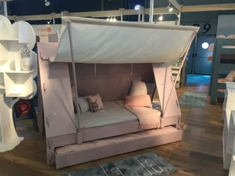 jeux de rangement de chambre de fille lit enfant original pour une chambre de fille et de garçon