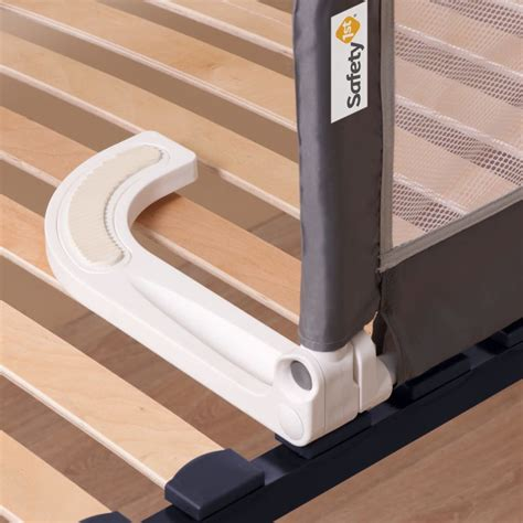 27529 bed rails for vidaxl co uk safety 1st portable bed rail metal grey