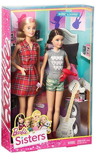 Barbie Sisters Barbie and Skipper Doll 2 Pack   Buy Online