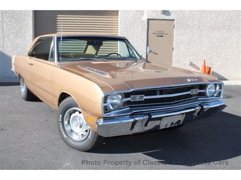 1967 to 1969 dodge dart for sale on classiccars 41 available